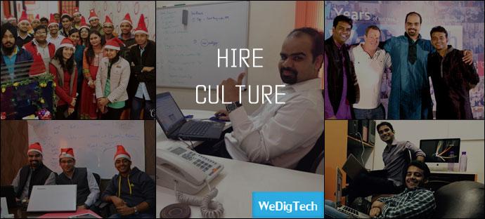 Hire a Good Culture Company