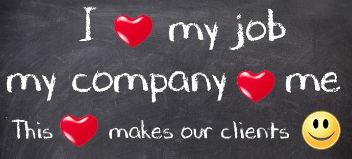 happy staff=happy-client