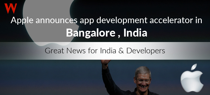 Apple Announces New iOS App Design and Development Accelerator in Bengaluru