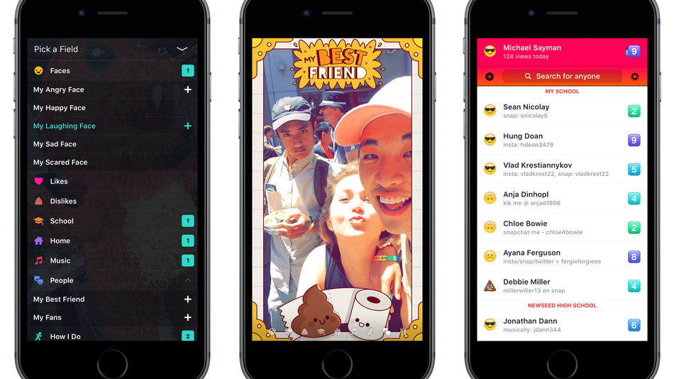 Lifestage, Facebook's new video-centric app for iOS