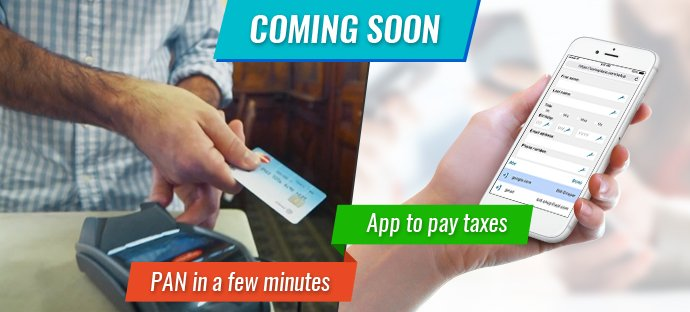 App to Pay Tax