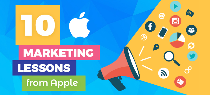 10 marketing lessons from Apple