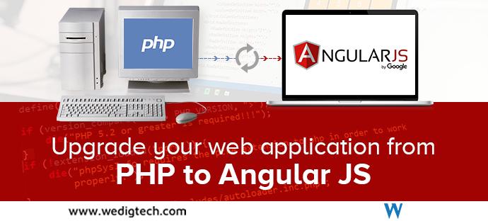 PHP to Angular JS