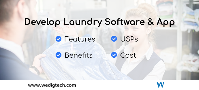 Laundry App Development Company