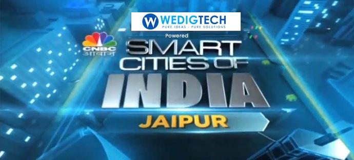 CNBC Awaaz SmartCityJaipur