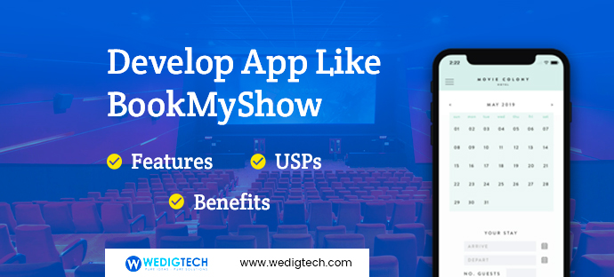Develop App Like BookMyShow